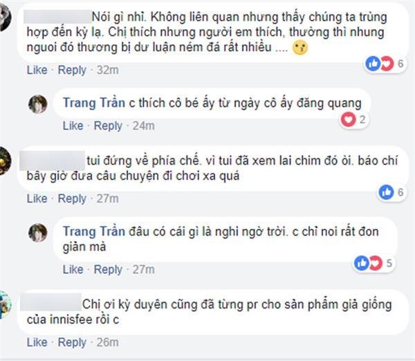 """""""chinh"""" ky duyen can than ve my pham khong ro nguon goc, trang tran dang dan giai thich? - 5"""