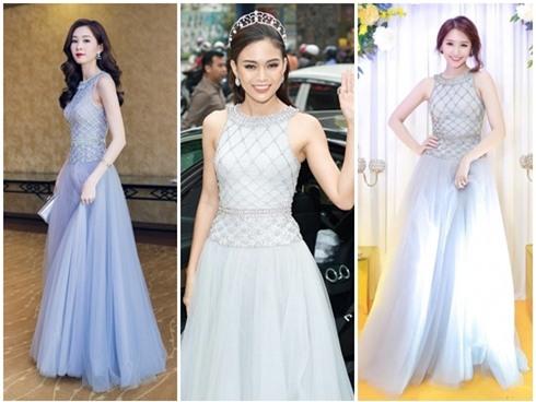 Hết Đặng Thu Thảo, Hari Won... giờ đến Mâu Thủy cũng mê đắm chiếc váy này-9