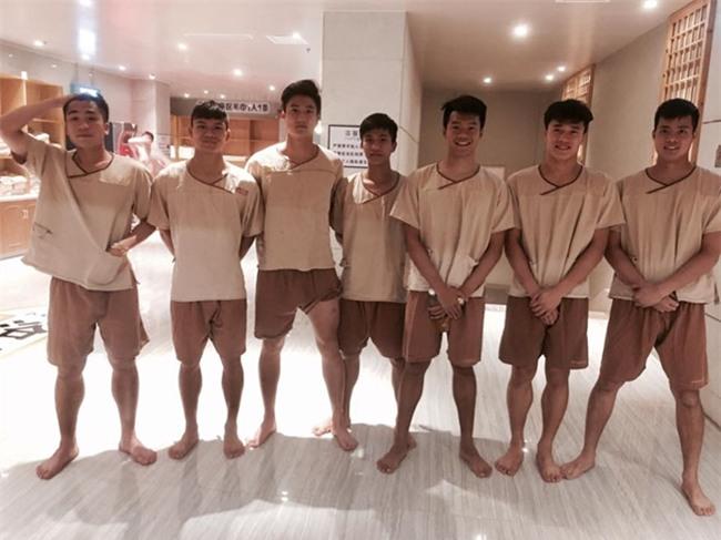 Kiet suc, U23 Viet Nam phai tri lieu de hoi phuc hinh anh 1