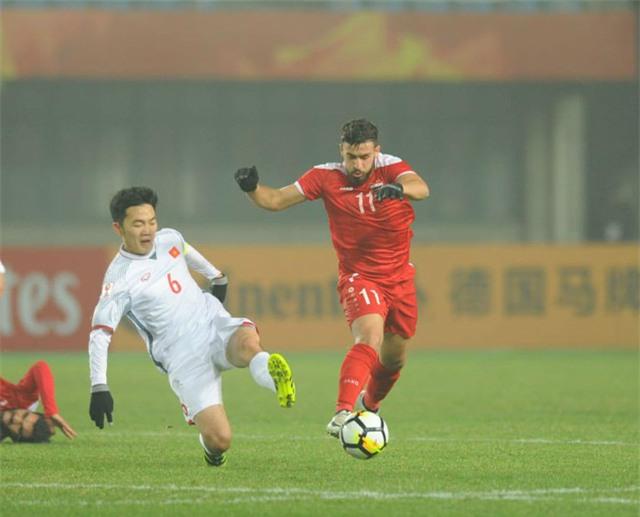Xuân Trường ca ngợi tinh thần chiến đấu của U23 Việt Nam