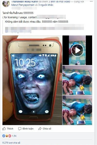 Muốn cai nghiện điện thoại cho con, mẹ trẻ cài hình nền ma quỷ, dân mạng tranh cãi dữ dội - Ảnh 5.