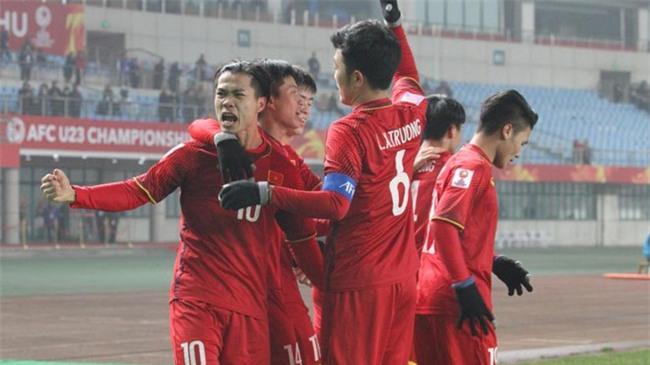 U23 Việt Nam nhận thưởng nóng 2 tỷ đồng sau tấm vé bán kết giải U23 châu Á 2018 - Ảnh 1.