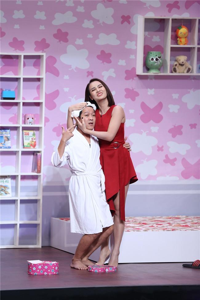 Trường Giang: Mấy đứa tên Phương đều muốn làm mẹ thiên hạ-2