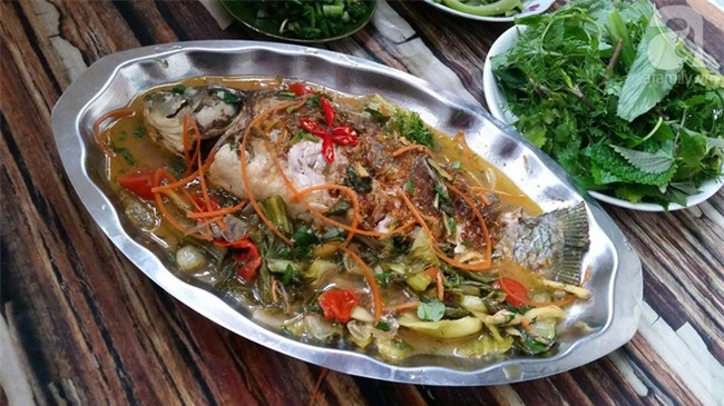 Món ngon cuối tuần: Cá chép om dưa - Ảnh 5.