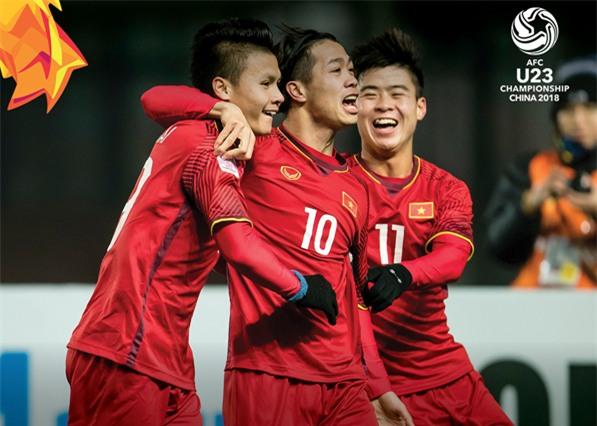 Netizen Trung Quốc ngợi khen U23 Việt Nam: Ủng hộ các bạn! Việt Nam cố lên! Việt Nam hãy tiếp tục chiến thắng - Ảnh 1.