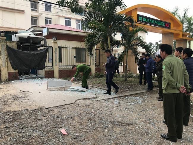 Kế hoạch cài mìn tự chế nổ cây ATM để lấy tiền trả nợ của 2 anh em - Ảnh 2.