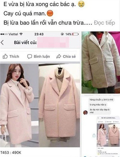 Háo hức đặt mua váy hot trend qua mạng, cô gái cay đắng nhận về một cái màn xấu thậm tệ! - Ảnh 5.