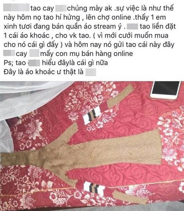 Háo hức đặt mua váy hot trend qua mạng, cô gái cay đắng nhận về một cái màn xấu thậm tệ! - Ảnh 6.