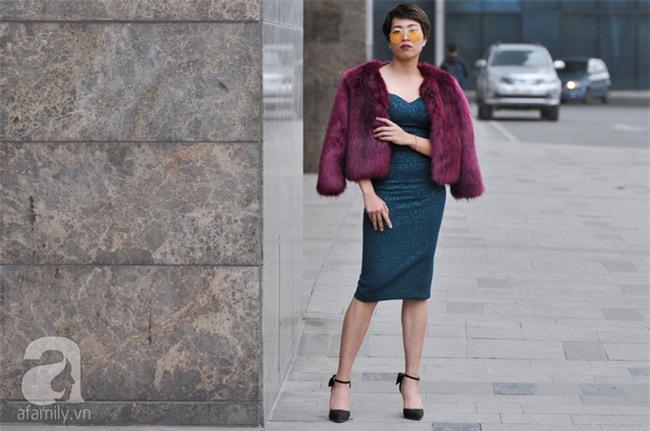 Tuần qua nắng ấm nên các quý cô Hà Thành được dịp khoe loạt street style với váy cực điệu - Ảnh 14.