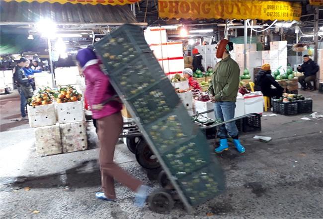 Chợ Long Biên,Lao động nghèo,Phụ nữ