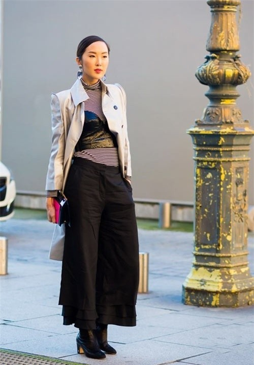 Lan Khuê chọn nhầm áo lót khi diện phong cách 'nội y ngoài trang phục' - Ảnh 7.