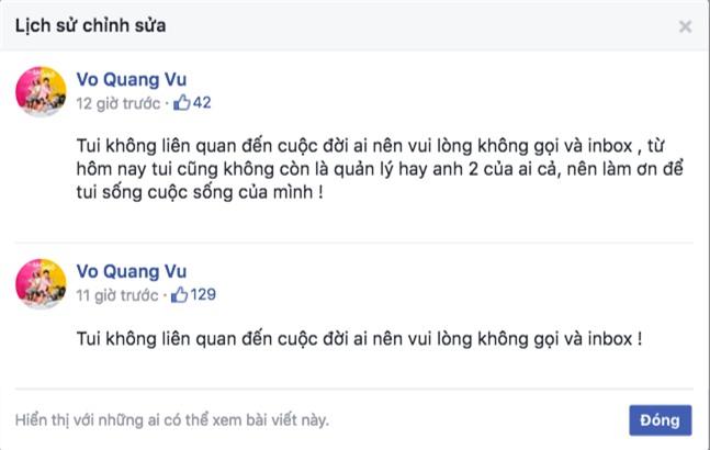 Anh trai đăng chia sẻ mỉa mai sau khi Trường Giang lên tiếng xin lỗi vì màn cầu hôn Nhã Phương? - Ảnh 5.