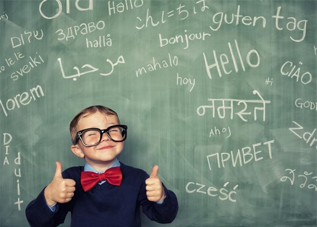 Phương pháp này giúp bố mẹ không giỏi vẫn có thể dạy ngoại ngữ cho con từ bé xíu - Ảnh 3.