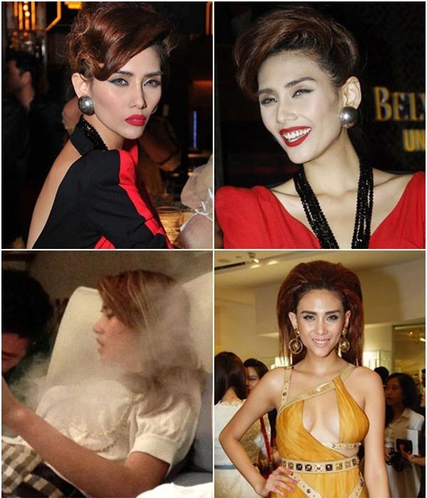 Dàn Á hậu 1 cuộc thi Hoa hậu Hoàn vũ Việt Nam: Người tiến bước lừng lẫy, kẻ bỏ dở cuộc chơi-3