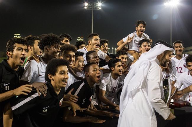 Được chơi ở World Cup 2022 là giấc mơ lớn nhất của tất cả cầu thủ U23 Qatar.