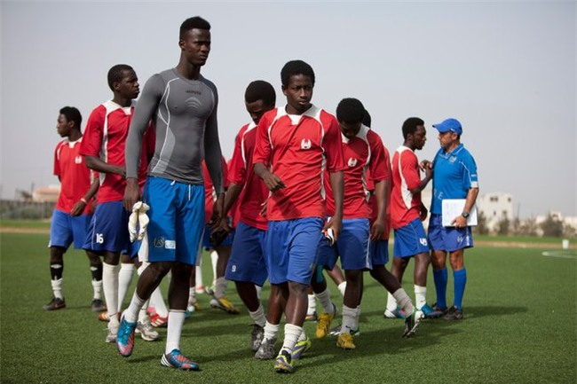 U23 Qatar va giac mo World Cup tu mien sa mac hinh anh 1