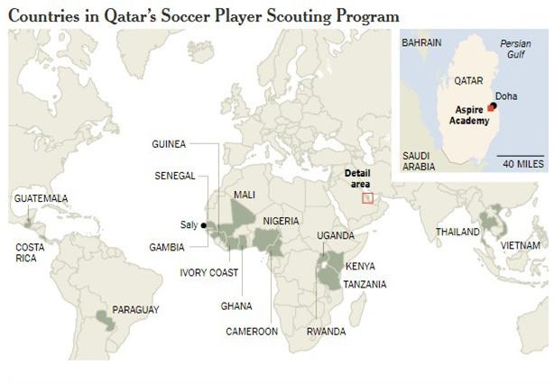 U23 Qatar va giac mo World Cup tu mien sa mac hinh anh 2