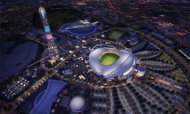 U23 Qatar va giac mo World Cup tu mien sa mac hinh anh 5