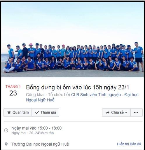 Lập sự kiện 'rủ rê xem U23 Việt Nam đá bán kết' đang là 'trend' của ngày hôm nay! - Ảnh 4.