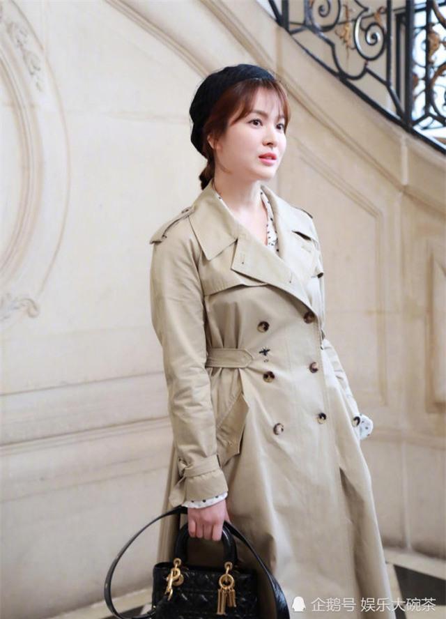 Đây là sự kiện thứ hai mà Song Hye Kyo tham gia kể từ khi lập gia đình với nam diễn viên Song Joong Ki vào tháng 10/2017.