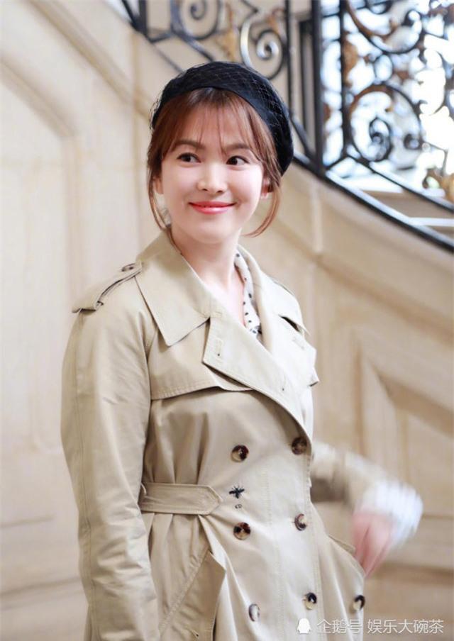 Đã 37 tuổi nhưng Song Hye Kyo vẫn luôn là một trong những nữ diễn viên xinh đẹp và cuốn hút nhất Hàn Quốc.