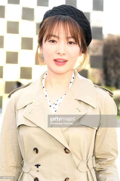Dù Song Hye Kyo...
