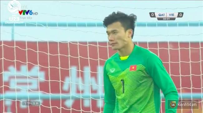 Bùi Tiến Dũng trong trận bán kết U23 châu Á: Có nhất thiết phải đẹp trai thế không! - Ảnh 5.