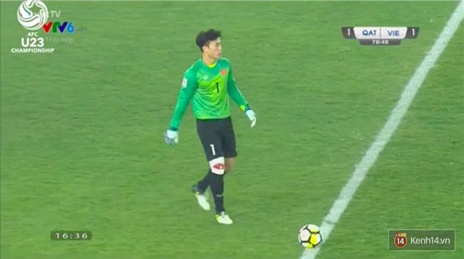 Bùi Tiến Dũng trong trận bán kết U23 châu Á: Có nhất thiết phải đẹp trai thế không! - Ảnh 6.