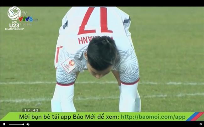 Vũ Văn Thanh - chàng cầu thủ với biểu cảm siêu cool khi sút vào quả penalty cuối đưa U23 vào chung kết! - Ảnh 1.