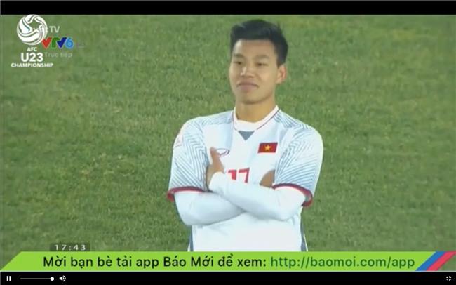 Vũ Văn Thanh - chàng cầu thủ với biểu cảm siêu cool khi sút vào quả penalty cuối đưa U23 vào chung kết! - Ảnh 2.