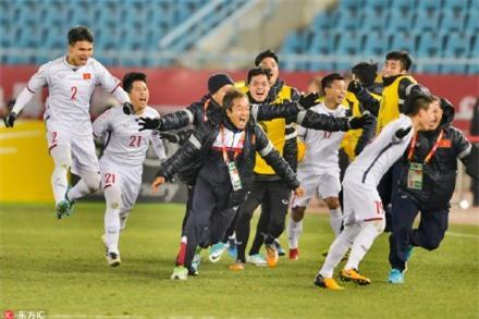 Cư dân mạng Trung Quốc ngợi khen đội tuyển U23 Việt Nam: Kỳ tích, đội tuyển Việt Nam đã tạo nên kỳ tích rồi - Ảnh 6.