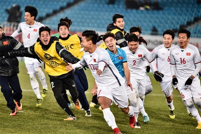 Truyen thong, tuyen thu Trung Quoc choang truoc U23 Viet Nam hinh anh 2