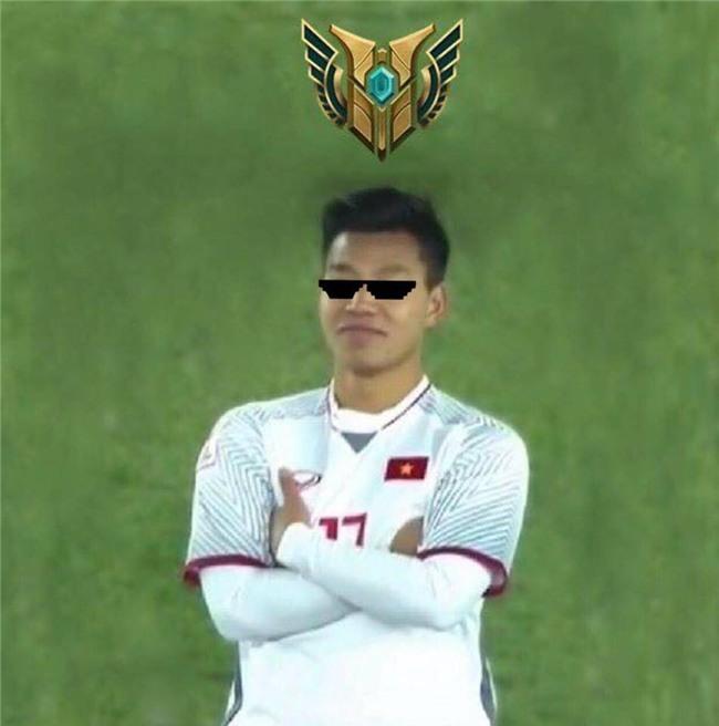 Chùm ảnh chế về đội tuyển Việt Nam sau chiến thắng kỳ tích tại giải U23 châu Á - Ảnh 7.