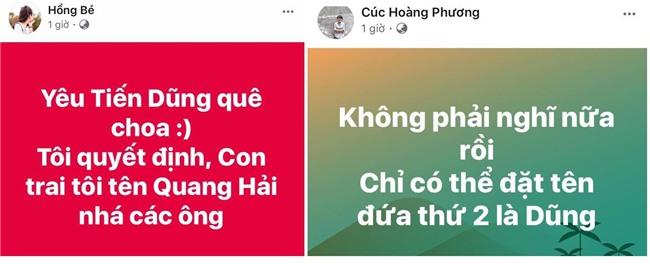"""muon kieu an mung, nhung dong trang thai hai huoc """"khong do noi"""" khi u23 vn chien thang - 11"""