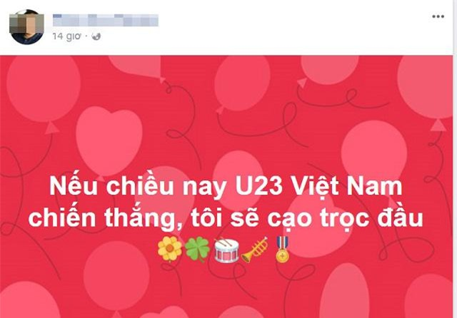 """do khoc do cuoi voi loi """"noi la lam"""" mung u23 viet nam: cao dau, khoa than, dap ti vi - 1"""