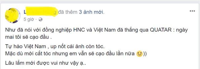 """do khoc do cuoi voi loi """"noi la lam"""" mung u23 viet nam: cao dau, khoa than, dap ti vi - 3"""