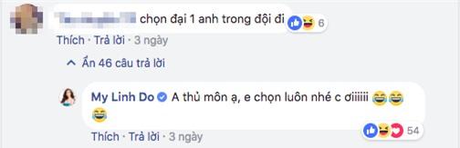 Bùi Tiến Dũng bất ngờ thả thính với Hoa hậu Đỗ Mỹ Linh - Ảnh 2.