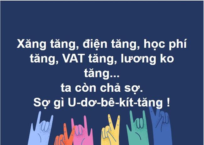 Dan mang Viet: 'Moi U23 Uzbekistan toi day' hinh anh 4