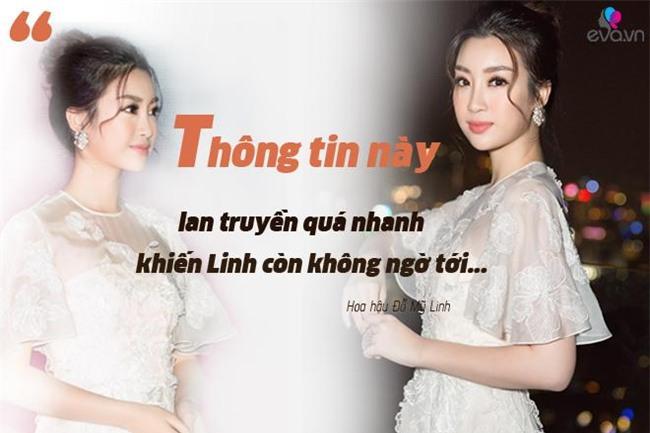 """doc quyen do my linh len tieng: """"linh voi tien dung chua co gi dau, fan nu cu binh tinh"""" - 1"""