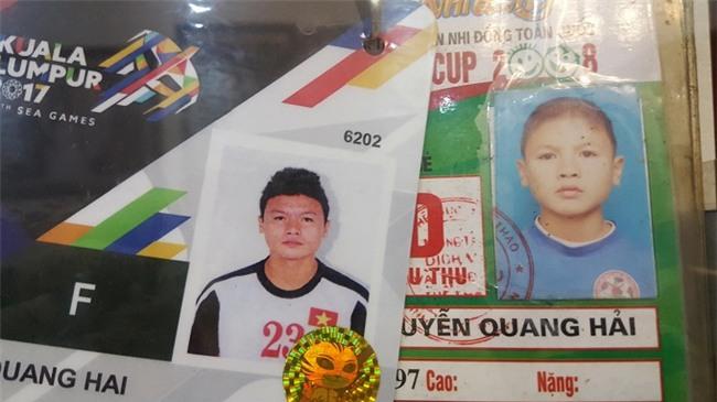 U23 Việt Nam,Đội tuyển U23,Tiền vệ Quang Hải