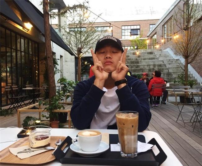 Không phải oppa Hàn Quốc nào đâu, đội trưởng Xuân Trường của U23 Việt Nam đấy! - Ảnh 11.