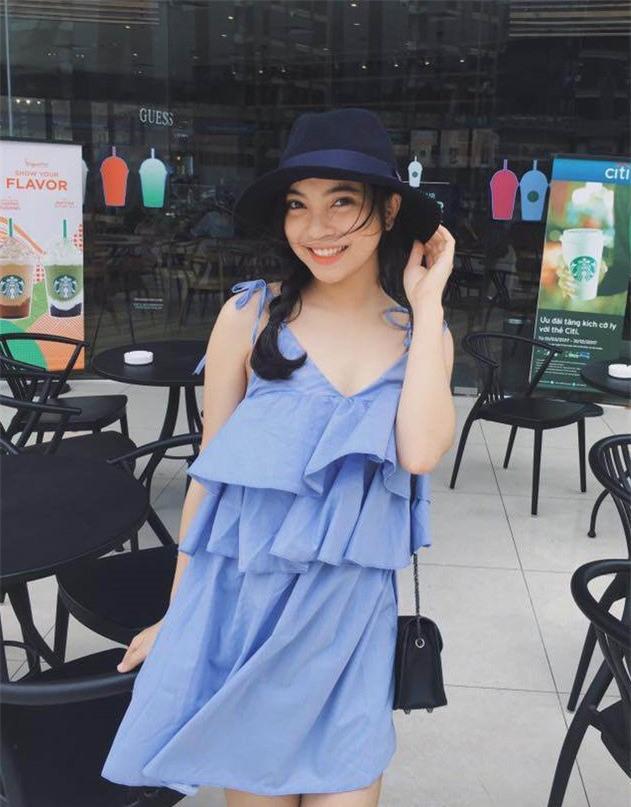 Xinh xắn và phong cách đáng yêu thế này, hèn gì bạn gái của 2 người hùng U23 Việt Nam khiến ai nhìn cũng quý - Ảnh 2.