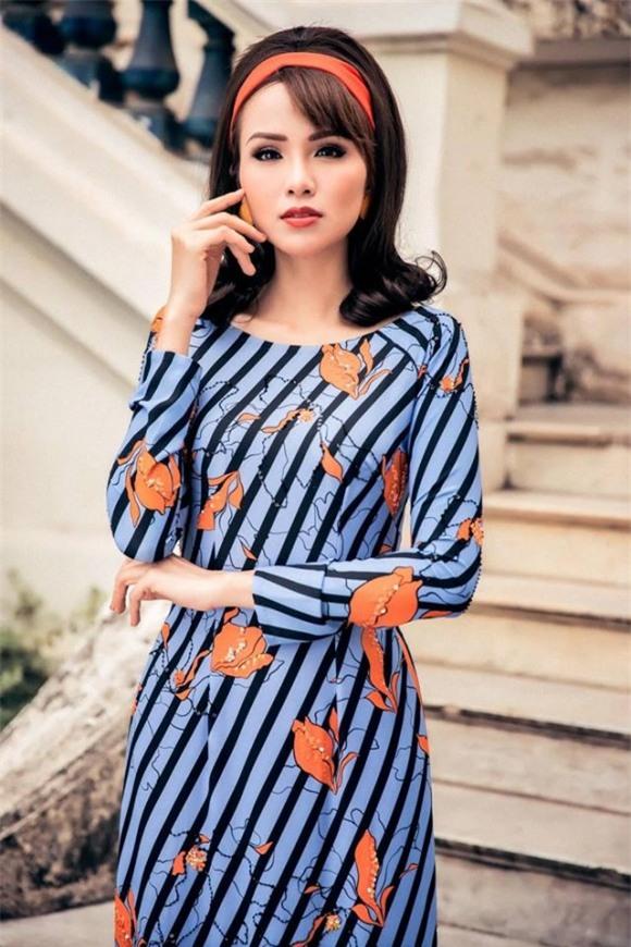 Diễm Hương, Hoa hậu Diễm Hương, Diễm Hương mặc áo dài