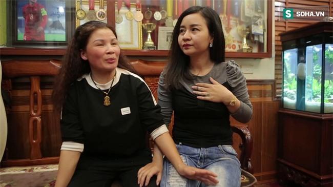 Bố mẹ Quang Hải mong giới truyền thông nương tayvới con mình - Ảnh 3.