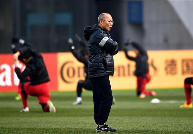 Hình ảnh cảm động của HLV Park Hang Seo với học trò giải thích vì sao U23 Việt Nam lập nên kỳ tích - Ảnh 4.