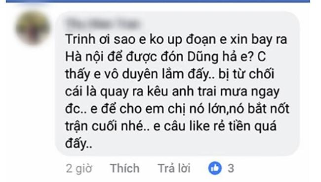 "chi ho bui tien dung ""to"" angela phuong trinh sau man tu nhan ""anh trai mua""? - 2"