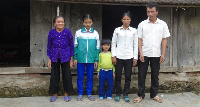 Lời cầu cứu của người phụ nữ gánh cả gia đình mắc bệnh động kinh - Ảnh 4.