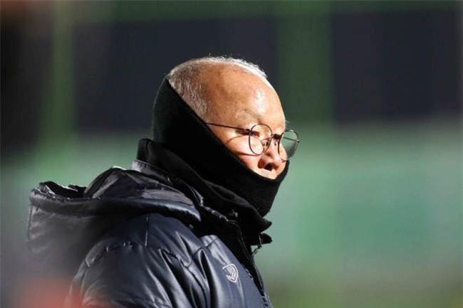 Trước thềm trận chung kết, cùng ngắm loạt khoảnh khắc 'siêu kute' của huấn luyện viên Park Hang Seo-2
