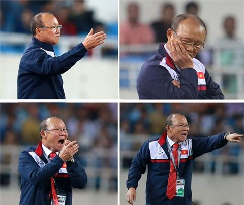 Trước thềm trận chung kết, cùng ngắm loạt khoảnh khắc 'siêu kute' của huấn luyện viên Park Hang Seo-4