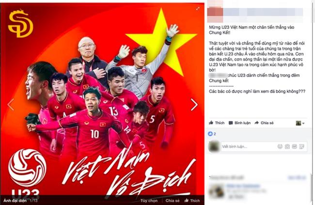 """Ra phố những ngày này ai cũng thấy rộn ràng với biết bao chuyến xe """"chở"""" đầy cờ hoa và cả dàn đội tuyển U23 Việt Nam - Ảnh 11."""